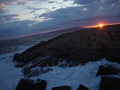 One of my favorite places on earth...Schoodic Point, Winter Harbor, Maine