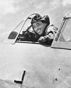 Yoshiro Hashiguchi is seen seated in his A6M2 Zero X-183 whilst part of the 3rd AG in late 1941. The aircraft's rudimentary ring-bead gun sight is just visible in this photograph.