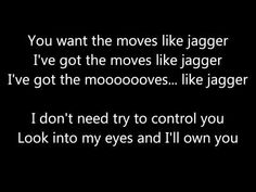 This is called Moves Like Jagger by  Maroon 5 and Christina Aguilera.