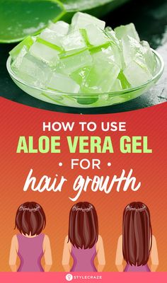How To Use Aloe Vera Gel For Hair Growth: Aloe vera is pretty much an awesome, easy to use remedy, often overlooked. Aloe vera boasts a vast repository of amino acids and proteolytic enzymes which eff Aloe Vera Gel For Hair Growth, Aloe Vera For Hair, Tips For Hair Growth, Healthy Hair Growth, Vitamin For Hair Growth, Natural Hair Growth Products, Relaxed Hair Growth, Diy Hair Growth Oil, Aloe Hair