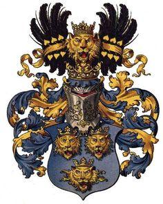 Coat of Arms of The Kingdom of Dalmatia