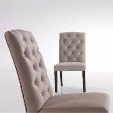 Resultado de imagen de sillas de comedor tapizadas