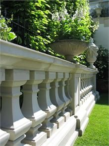 Cranborne balustrade