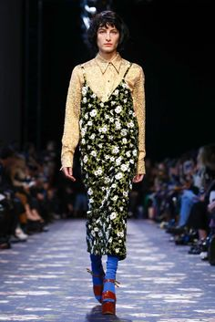 Looks for fall from Rochas.