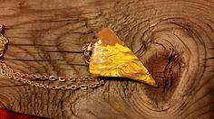 Handmade Gourd Shard Jewelry by JulzInArizona on Etsy