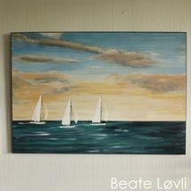 BeasGalleri - Epla Figurative, Canvas, Painting, Art, Heavens, Abstract, Photo Illustration, Tela, Craft Art