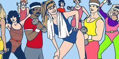 The Normal Person's Workout, a trainer puts together a realistic workout for a self-confessed lazy person.
