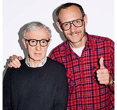 Terry richardson & Woody Allen