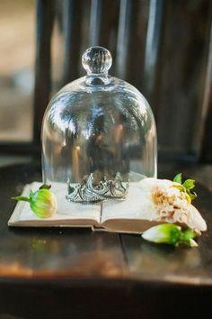 Storybook Crown Wedding Decor   Fairytale Wedding