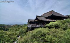 Kiyomizu-dera, un des lieux icones du Japon