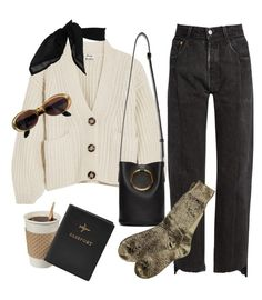 Designer Clothes, Shoes & Bags for Women Aesthetic Fashion, Look Fashion, Aesthetic Clothes, Korean Fashion, Fashion Outfits, Womens Fashion, Gucci Outfits, Petite Fashion, Fashion Tips
