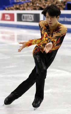 Tatsuki Machida GPF 2013