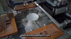 Automatic Silk Screen Printing Machine for Glass Sheet,Glass Board Screen Printer Screen Printing Machine, Screen Printer, Silk Screen Printing, Glass, Modern, Prints, Home, Design, Screen Printing Press