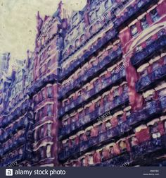 Download this stock image: Hotel Chelsea. Chelsea Hotel. 2005 Polaroid sx70 scan. - hw27bc from Alamy's library of millions of high resolution stock photos, illustrations and vectors.
