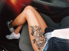 94 Inspirational Female Tattoo Ideas In 60 Best Small Tattoo Designs for Women 2019 Page 11 Of 45 Cute Arm Tattoos for Women – Ektoe, 66 Leg Tattoo Ideas, 50 Beautiful Tattoos Specially Designed for Female Yo Tattoo. Hot Tattoos, Great Tattoos, Trendy Tattoos, Beautiful Tattoos, Body Art Tattoos, Tattoo Art, Piercing Tattoo, Piercings, Thigh Tattoo Designs