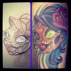 Jime Litwalk Tattoos