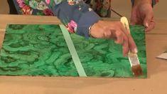 Como aplicar barnices - Barnizar superficies - Tutorial - Lidia Gonzalez...