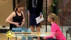 Bra övningar för nyblivna mammor