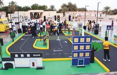 Oman Road Safety Association, Oxy Oman join to create Traffic Education City