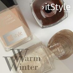 Collection #WarmWinter #Smalto #nailart #naillacquer #Ongles #baràongles #itstylemakup #cosmétique#cosmetics
