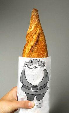 GNOME bread @Callie Chancey @Catie Bennett @Kristen Ashburn @Shelby Briley @Alison Johnson