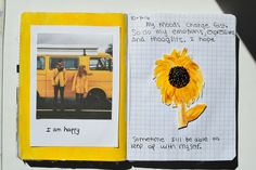 journal ideas (anovembersparrow: my art journal is coming...)