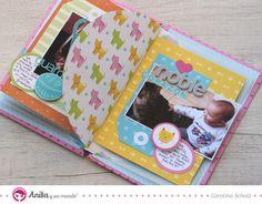 Manualidades fáciles con papel: mini album de fotos para tu mascota