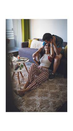 Les dejo entonces muy compactadas 5 ideas para aplicar cuando planees tus fotos en casa: Ideas, Home Photo Shoots, Stay At Home, Parts Of The Mass