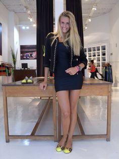 Melina Lezcano: Vestido Beltran - Chatitas Alessia
