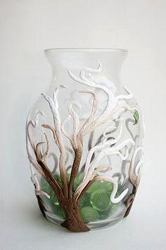 Sculpey Soufflé Optimism Vase
