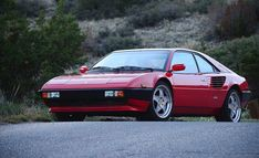 The Mondial 8 may be one of the more underappreciated Ferraris that has been produced over the years, but as this example proves, there is a lot of inherent potential hiding in it. Ferrari Mondial, Ferrari 328, Forged Pistons, Lotus Esprit, Back Seat, Rear Brakes, Alloy Wheel, Porsche 911, Race Cars
