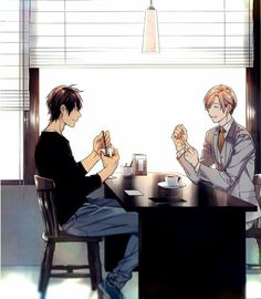 10 Count - Kurose Riku x Shirotani Tadaomi