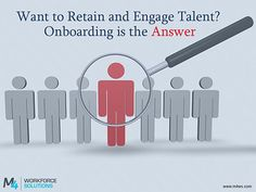 Want to Retain and Engage Talent? Onboarding is the Answer: Recruiting great talent is no easy task. Research shows that replacing talent can cost as much as double annual salary. Since it can take a lot to bring the right employees into your organization, you want to keep them around for as long as possible. Just as businesses know that it's more cost-effective to market to existing customers than acquire new ones, maximizing talent retention can be a major gain.