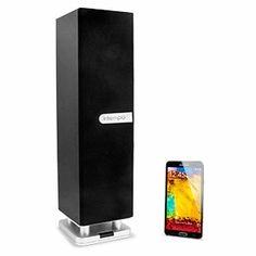 Experience a Towering Performance with the #Intempo TableTop iTower #BluetoothSpeaker for All Your Devices.