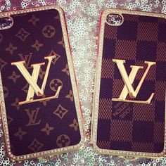LV iPhone Covers
