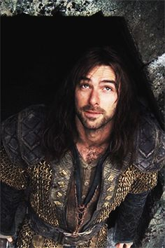 Aidan Turner as Kili Aidan Turner Kili, Aidan Turner Poldark, Aiden Turner, Ross Poldark, Legolas, Thranduil, Fili Y Kili, Kili And Tauriel, The Hobbit Movies