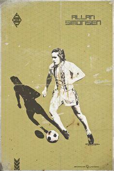History Ballon D'Or by Giuseppe Vecchio Barbieri, via Behance