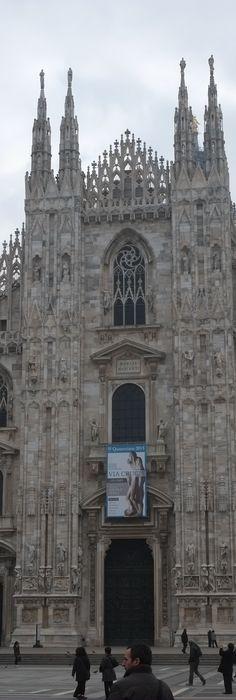 Milano: Il Duomo---- #FrancescoBruno