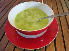 The Active Scrawler: Allergy free chunky or creamy celery soup recipe.