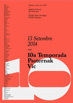 10 pasternak poster by quim marin