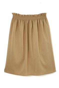 ギャザースカート   スカート   NATURAL BEAUTY   MIX.Tokyo