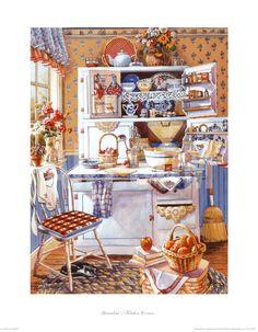 Grandma's Kitchen Corner