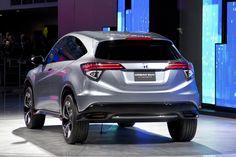 Городской Honda Urban SUV Concept