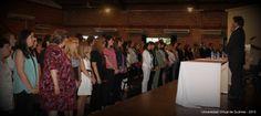 """Acto de Colación de Grado de la modalidad a distancia de la Universidad Nacional de Quilmes (UNQ) - Salón Auditorio """"Nicolás Casullo"""" UNQ"""
