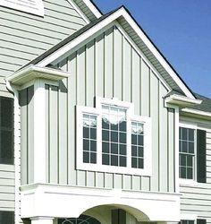Farmhouse exterior paint vertical siding 55 Ideas for 2019 Cottage Exterior, Exterior House Colors, Exterior Paint, Exterior Design, Gray Exterior, Stone Exterior, Shiplap Siding, Cement Siding, Shingle Siding