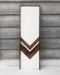 Handmade wood mosaic, made from reclaimed wood. Measures x Handmade wood mosaic, made from reclaimed wood. Reclaimed Wood Wall Art, Rustic Wood Walls, Reclaimed Wood Furniture, Wooden Wall Art, Diy Wall Art, Barn Wood, Wood Wood, Reclaimed Wood Projects Signs, Reclaimed Wood Door