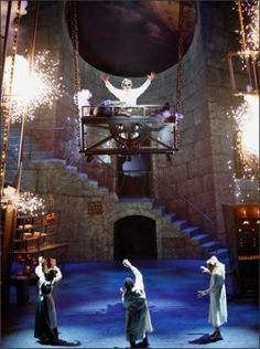 Young Frankenstein - (World Premiere, Seattle) with Roger Bart, Sutton Foster, Megan Mullaly