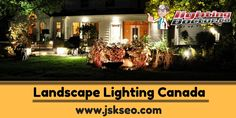 You would be surprised at the beauty you can bring to your outdoor living environment at night. So install landscape lighting today. #LandscapeLightingCanada #LightingDoctor #Calgary #InstallLandscapeLighting #Alberta #Canada #OutdoorLighting www.lightingdoctor.ca Landscape Lighting, Outdoor Lighting, Living Environment, Alberta Canada, Calgary, Night, Beauty, Beleza, Exterior Lighting