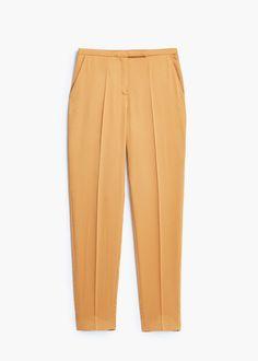Pantalón traje - MNG