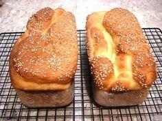 Receita de Pão sem glúten.